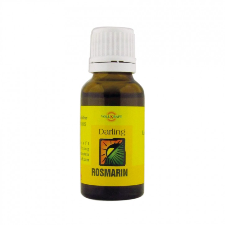Darling Rosmarin Öl 20ml wildwachsend Vollkraft
