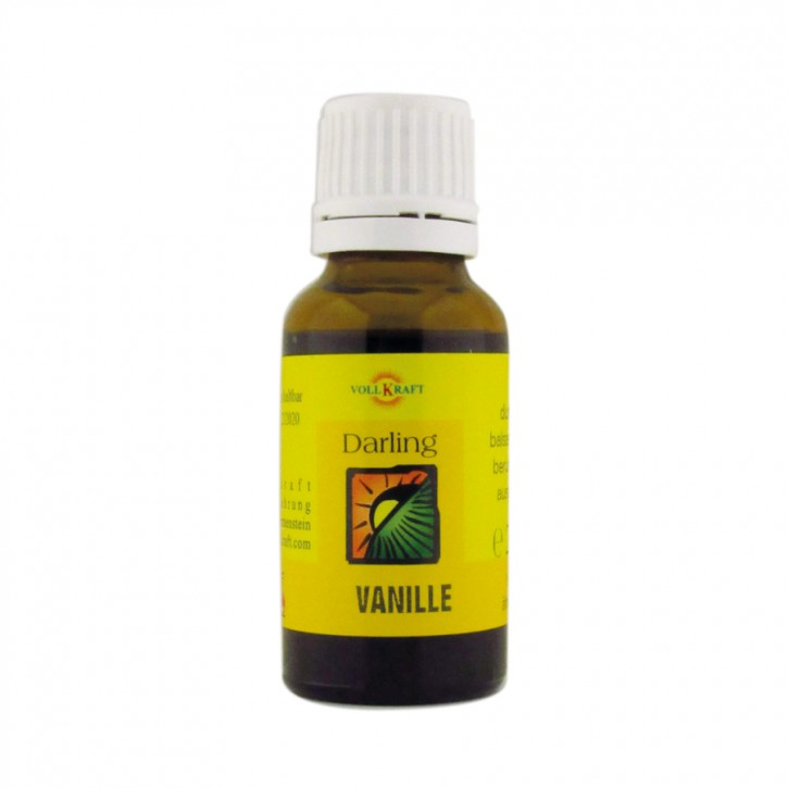 Darling Vanilleöl 20ml Vollkraft