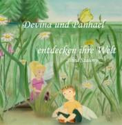 """Buch """"Devina und Panhael entdecken ihre Welt"""" mit CD Silvia Szalony"""