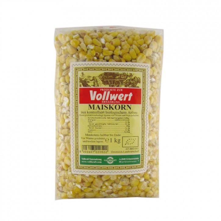 Maiskorn bio 1kg Vollkraft