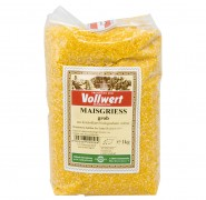 Bio Maisgrieß grob 1kg Vollkraft