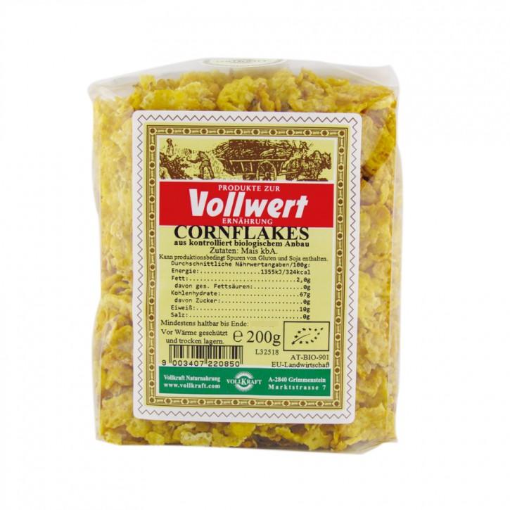 Cornflakes ohne Zucker bio 200g Vollkraft