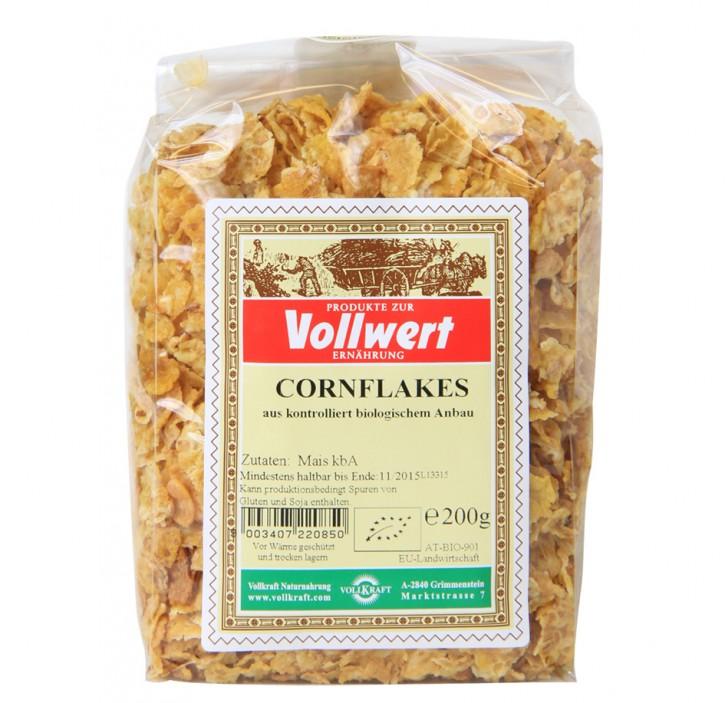 Cornflakes ohne Zucker Bio 200g