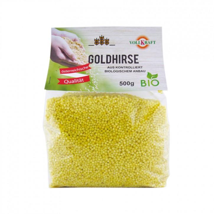 Goldhirse Österreich bio 500g