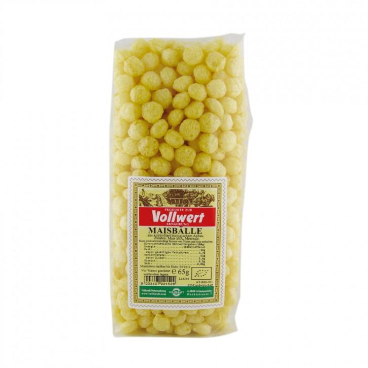 Bio Maisbälle 65g Vollkraft