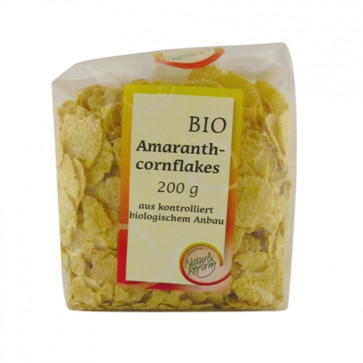 Bio Amaranth Flocken 250g Vollkraft