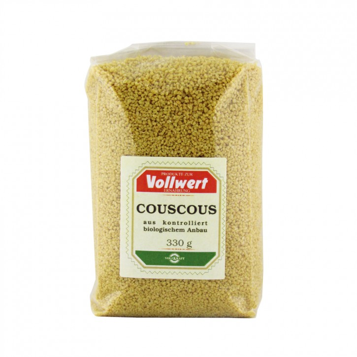 Bio Couscous 330g Vollkraft