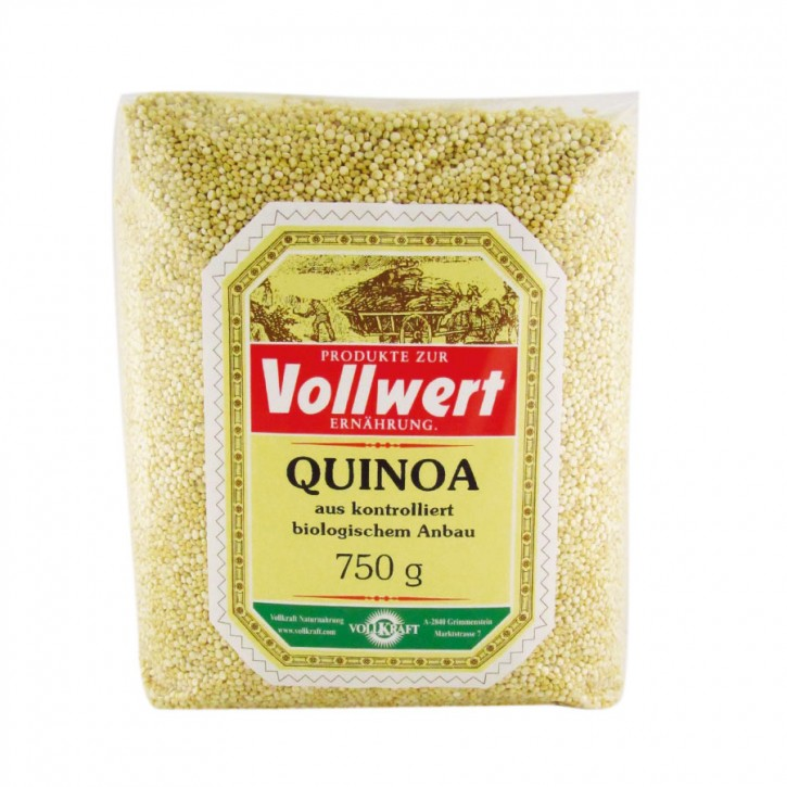 Quinoa bio 750g Vollkraft