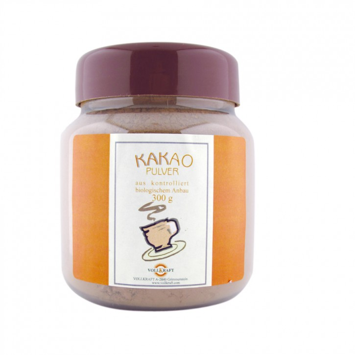 Kakao bio PET Dose 300g Vollkraft