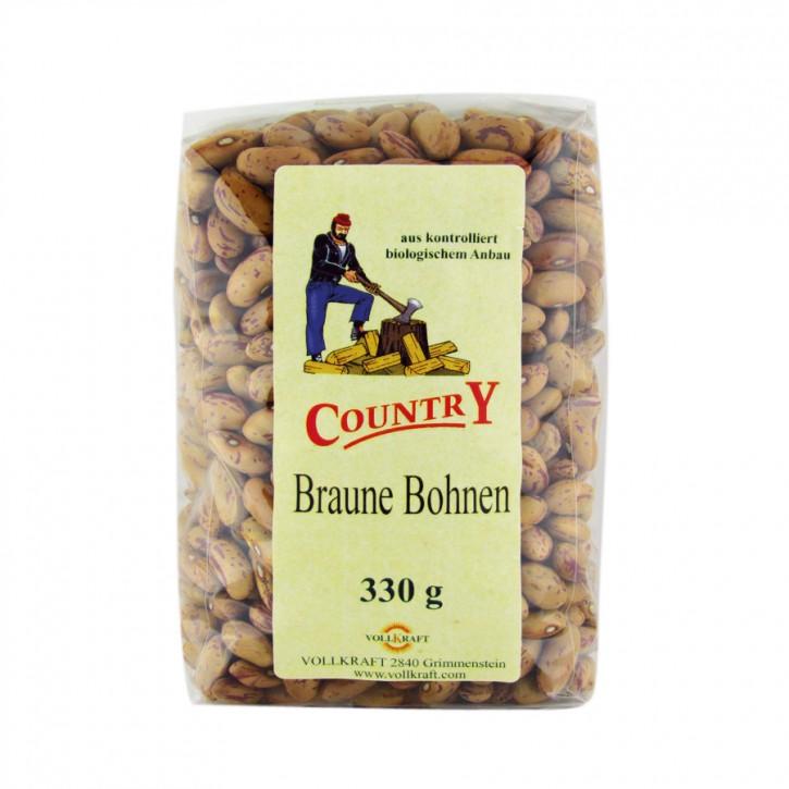 Braune Bohnen bio 330g Vollkraft