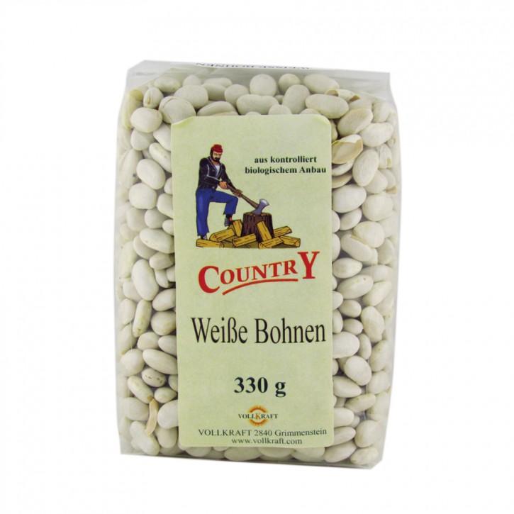 Weiße Bohnen 330g Vollkraft