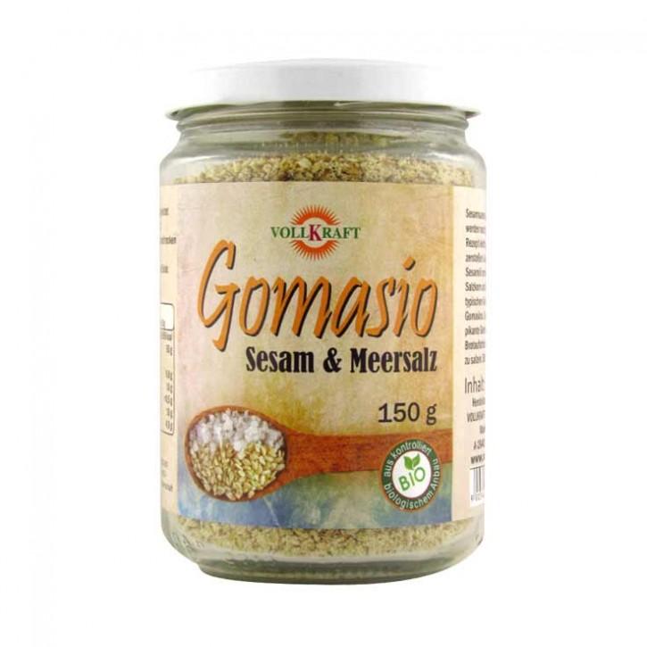 Gomasio mit Meersalz bio 150g
