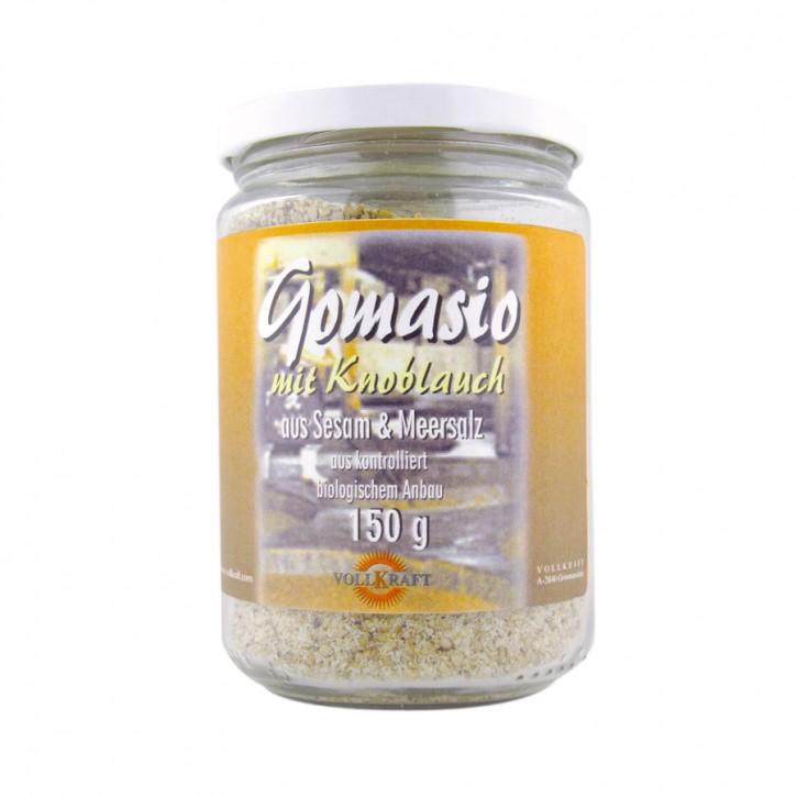 Gomasio mit Knoblauch bio 150g Vollkraft