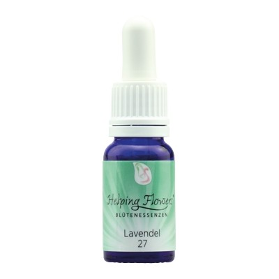 Helping Flowers Nr 27 Lavendel 10ml