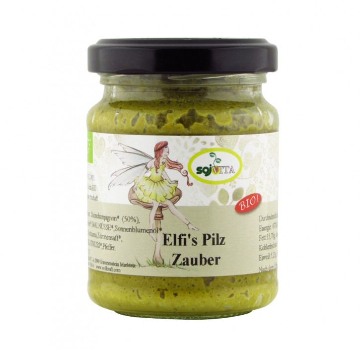 Elfi`s Pilz-Zauber bio, 125g