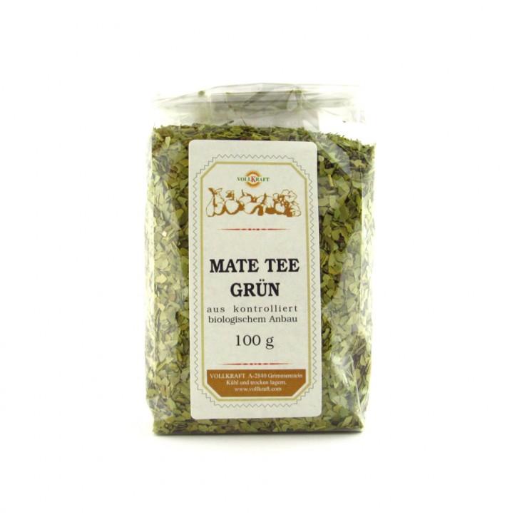 Mate Tee bio 100g Vollkraft