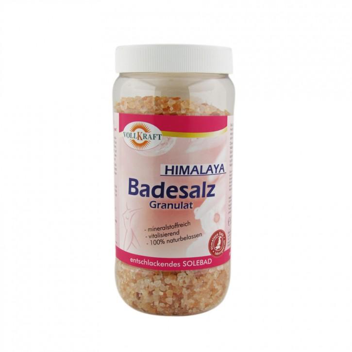 Badesalz Himalaya Dose 1kg Vollkraft