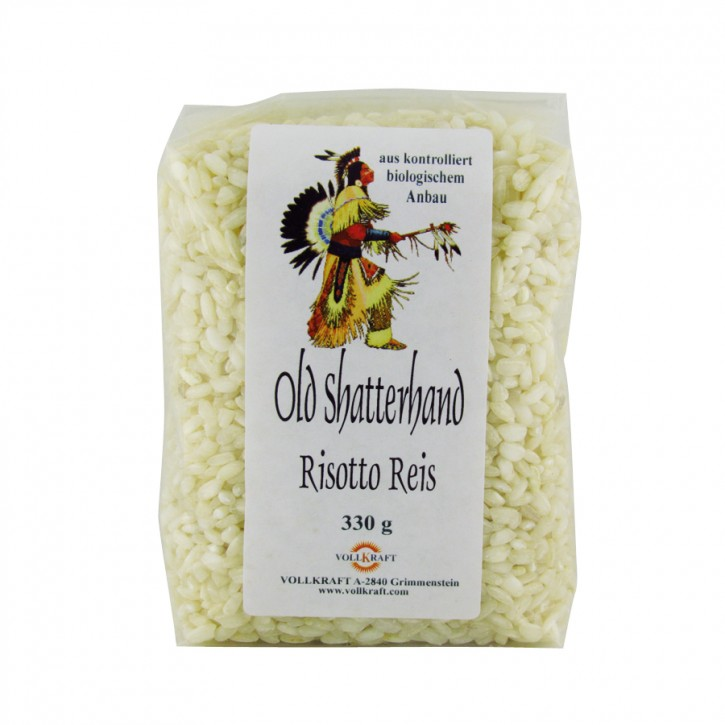 Risotto Reis Old Shatterhand 330g Vollkraft