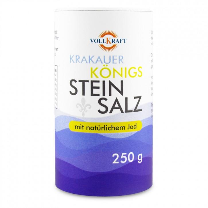 Krakauer Königssteinsalz 250g Vollkraft
