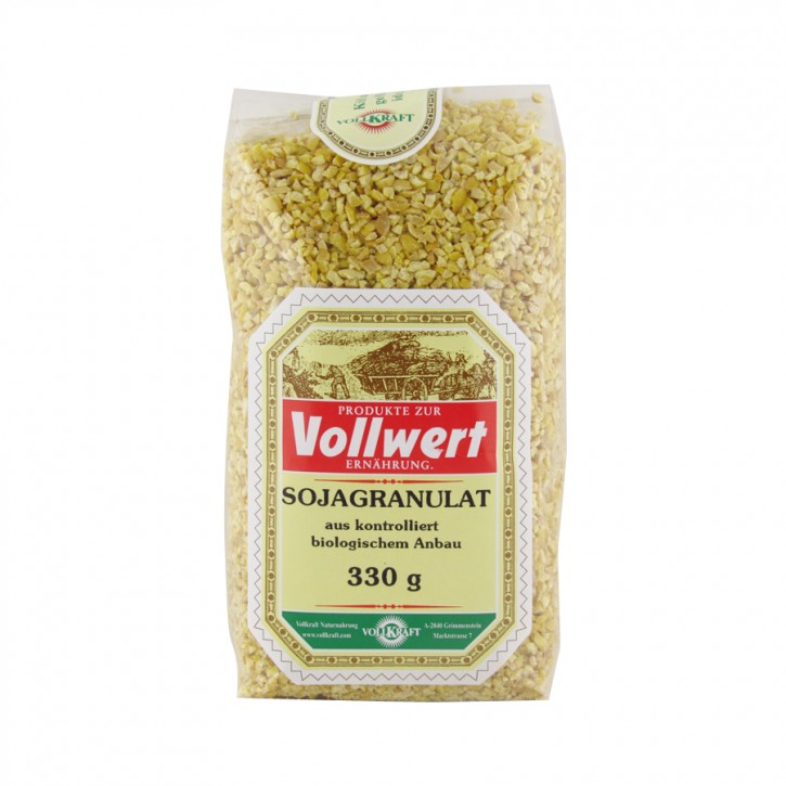 Bio Sojagranulat 330g Vollkraft