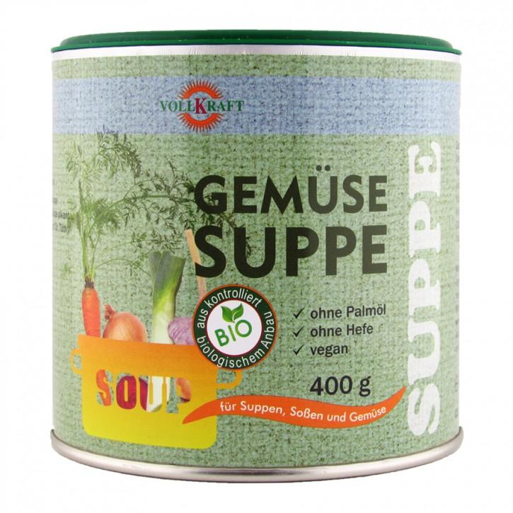 Bio Gemüsesuppe 400g Dose