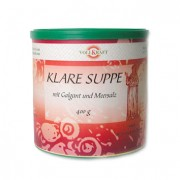 Klare Hildegard Suppe 400g Vollkraft