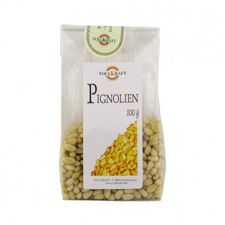 Pignolien 100g Vollkraft