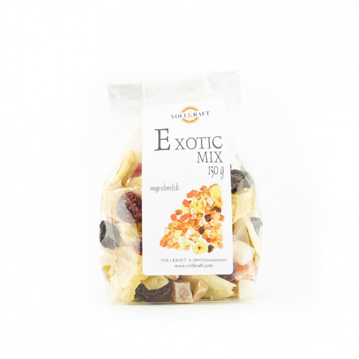 EXOTIC MIX 150g