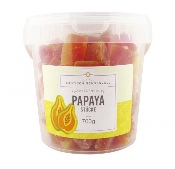Box Papaya 700g Vollkraft