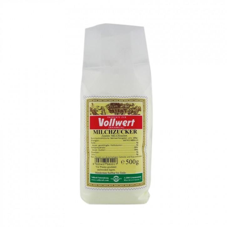 Milchzucker 500g Vollkraft