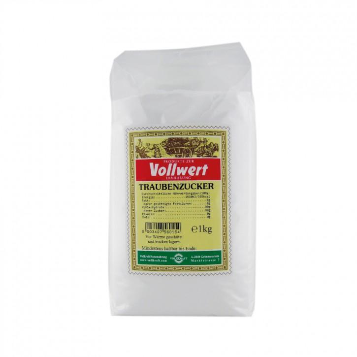 Traubenzucker 1kg Vollkraft