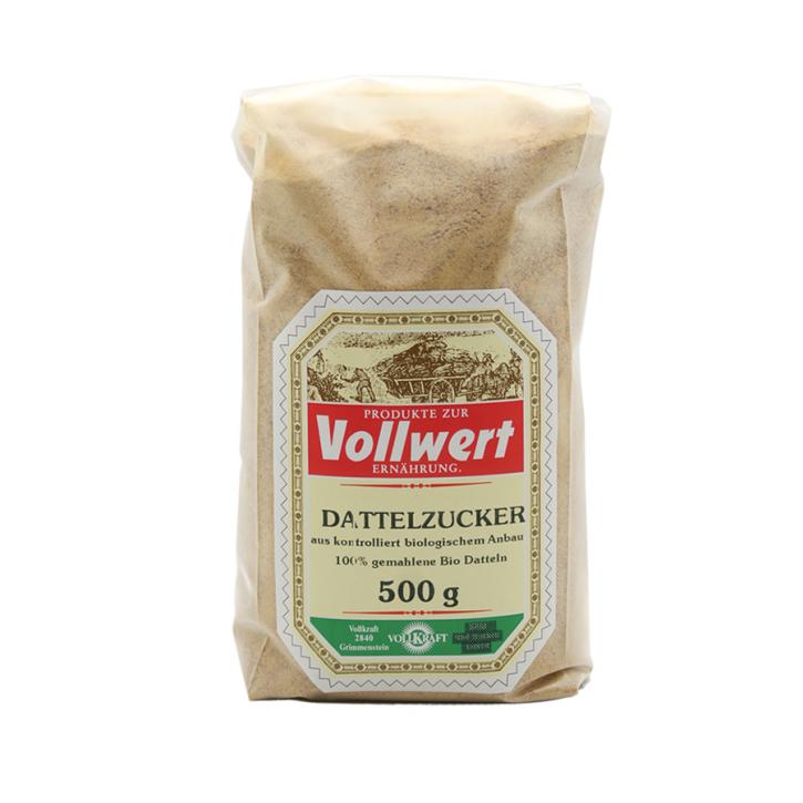 Bio Dattelzucker 500g