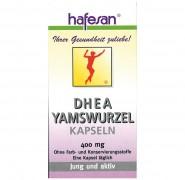 DHEA* Yamswurzel 400 mg Kapseln Hafesan 60Stk