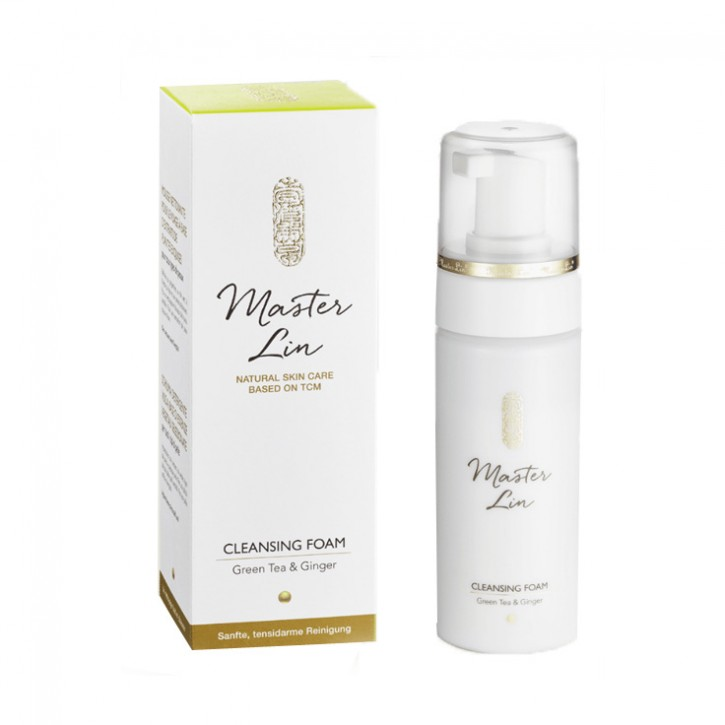 Green Tea & Ginger Cleansing Foam  MasterLin 100ml