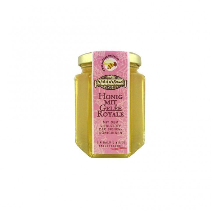 Honig mit Gelee Royal 250g