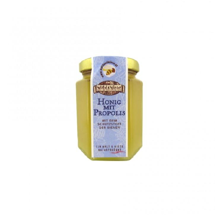 Honig mit Propolis 250g