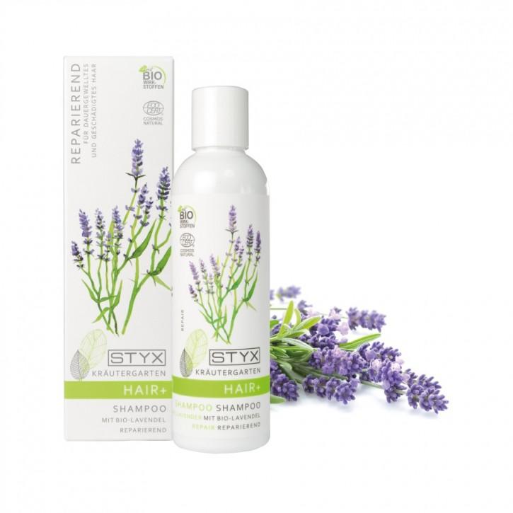 Kräutergarten Shampoo mit Bio Lavendel 200ml Styx