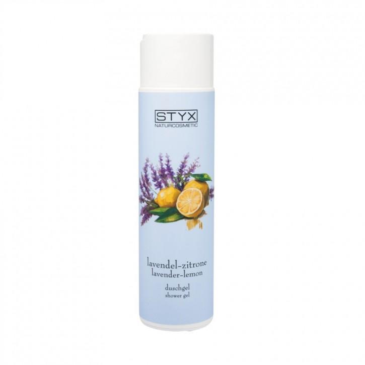 Duschgel Lavendel Zitrone 250ml Styx
