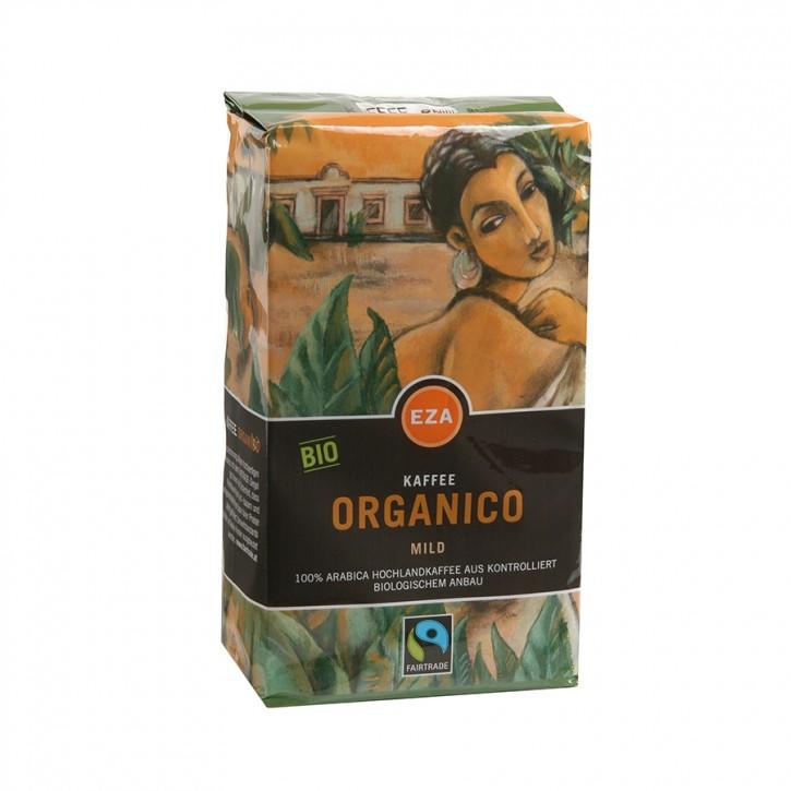 Organico Vakuum mild bio 500g EZA