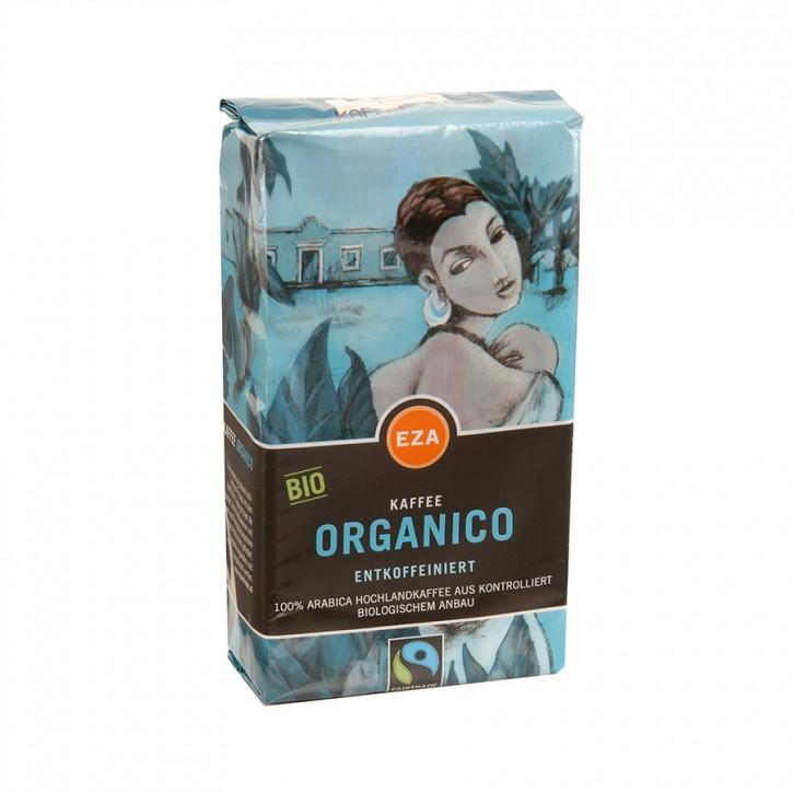 Organico entkoffeiniert Vakuum bio 250g EZA