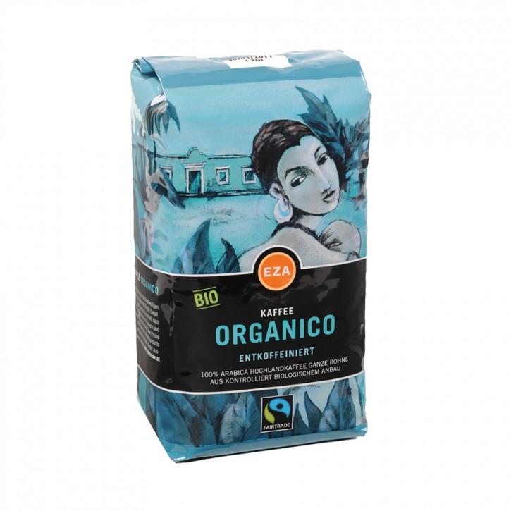 EZA Organico entkoffeiniert Bohne 500g EZA