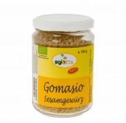 Sojv. GOMASIO kbA 150g Glas