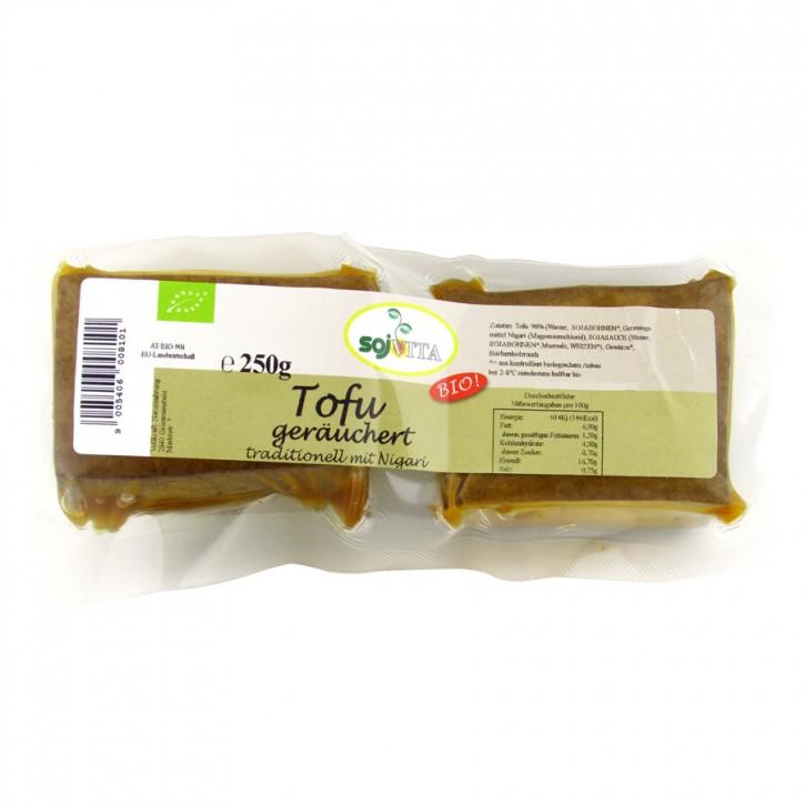 Bio Tofu geräuchert 250g (2x125g) Sojvita
