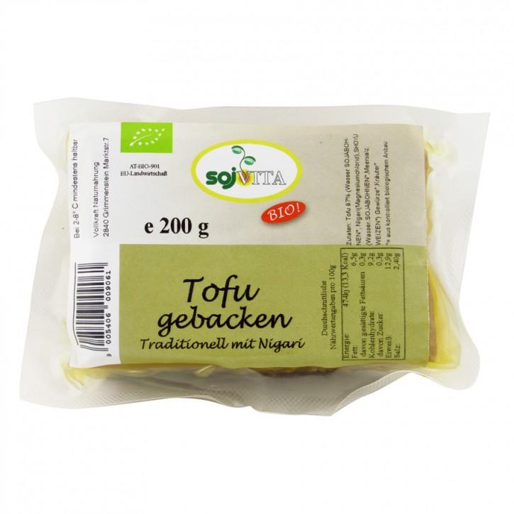 Tofu gebacken bio 200g