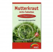 MUTTERKRAUT MIT MAGNESIUM Hws 40Stk