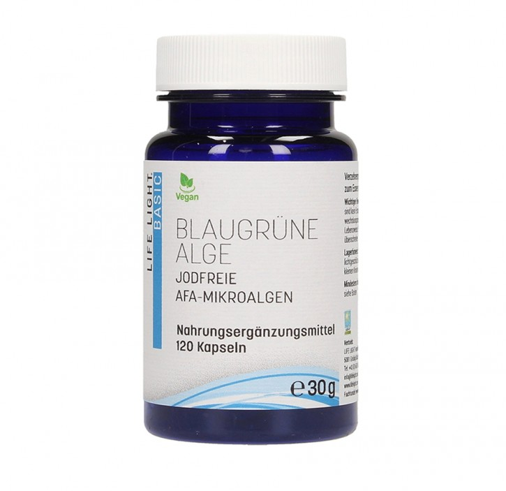 Blaugrüne Alge, 250 mg, 120 Tabletten