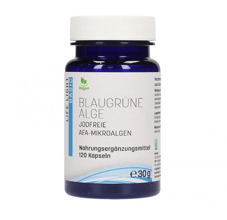 Blaugrüne Alge, 250 mg, 120 Tabletten