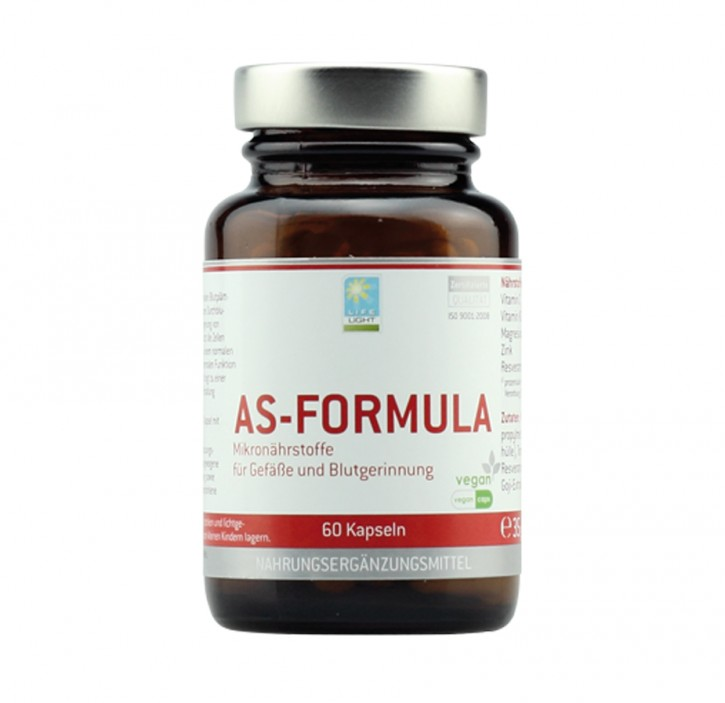 AS-Formula, 60 Kapseln