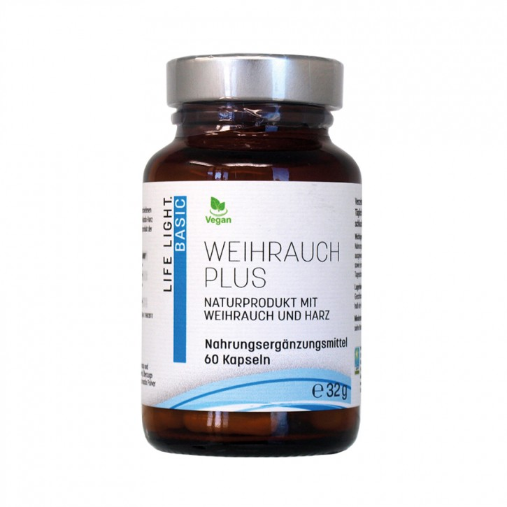 Weihrauch Plus 60 Stk. Life Light