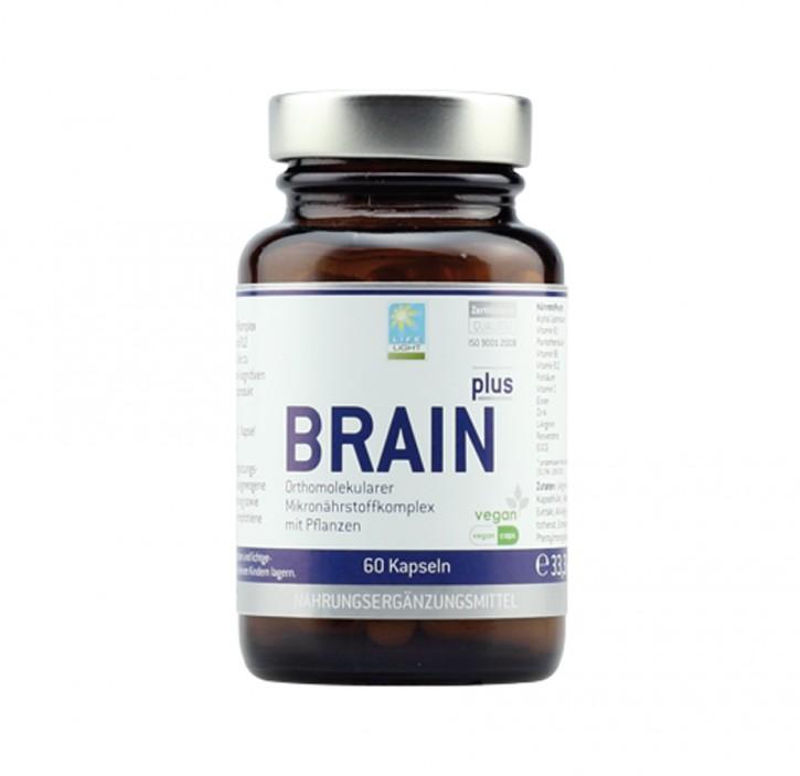 Brain plus, 60 Kapseln
